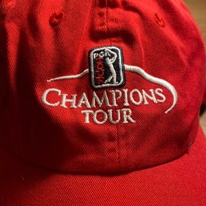 Vintage PGA Tours hat